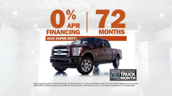 Ford Northwest Truck Month TV Spot, 'The Time Is Now' - Thumbnail 7