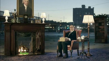 Hulu No Commercials Plan TV Spot, 'Fireside' - 35 commercial airings