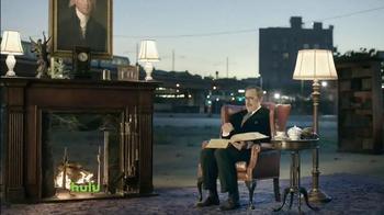 Hulu No Commercials Plan TV Spot, 'Fireside' - Thumbnail 3
