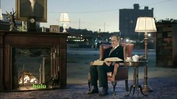 Hulu No Commercials Plan TV Spot, 'Fireside' - Thumbnail 4