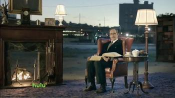 Hulu No Commercials Plan TV Spot, 'Fireside' - Thumbnail 5