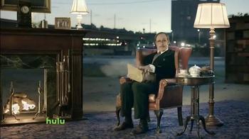 Hulu No Commercials Plan TV Spot, 'Fireside' - Thumbnail 6