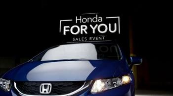 2015 Honda Civic TV Spot, 'Spelled Out' - Thumbnail 2