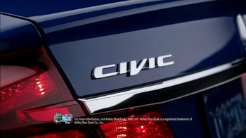 2015 Honda Civic TV Spot, 'Spelled Out' - Thumbnail 3
