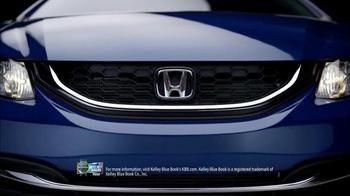 2015 Honda Civic TV Spot, 'Spelled Out' - Thumbnail 4
