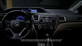2015 Honda Civic TV Spot, 'Spelled Out' - Thumbnail 7