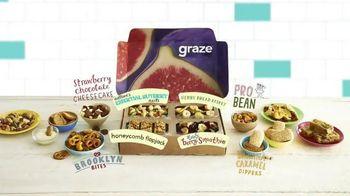 Graze TV Spot, 'Exciting Snacks'