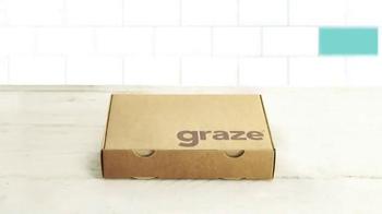 Graze TV Spot, 'Exciting Snacks' - Thumbnail 1
