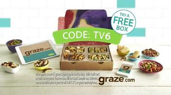 Graze TV Spot, 'Exciting Snacks' - Thumbnail 8