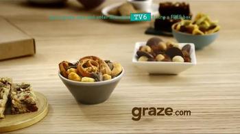 Graze TV Spot, 'Exciting Snacks' - Thumbnail 3