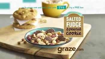 Graze TV Spot, 'Exciting Snacks' - Thumbnail 4