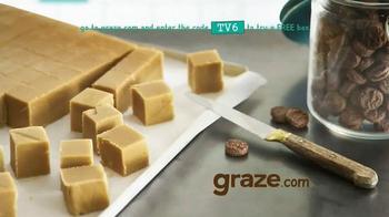 Graze TV Spot, 'Exciting Snacks' - Thumbnail 5