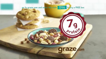 Graze TV Spot, 'Exciting Snacks' - Thumbnail 6