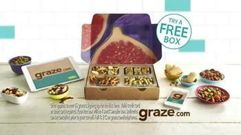 Graze TV Spot, 'Exciting Snacks' - Thumbnail 7