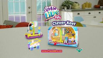 Little Live Pets Clever Keet TV Spot, 'Talking Bird' - Thumbnail 9