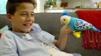 Little Live Pets Clever Keet TV Spot, 'Talking Bird' - 592 commercial airings