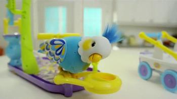 Little Live Pets Clever Keet TV Spot, 'Talking Bird' - Thumbnail 7