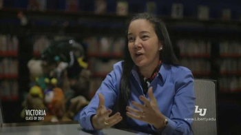 Liberty University Online TV Spot, 'Victoria Brower' - Thumbnail 2