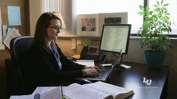 Liberty University Online TV Spot, 'Victoria Brower' - Thumbnail 4