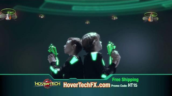 HoverTech FX TV Spot, 'Flying Target Challenge'