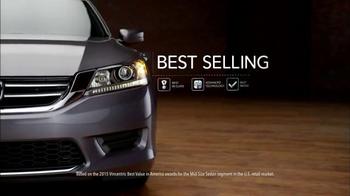2015 Honda Accord TV Spot, 'Honda For You' - Thumbnail 4