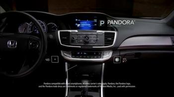 2015 Honda Accord TV Spot, 'Honda For You' - Thumbnail 7