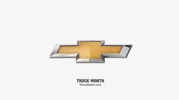 Chevrolet Truck Month TV Spot, 'Truck Doors' - Thumbnail 8