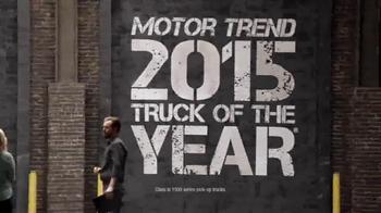 Chevrolet Truck Month TV Spot, 'Truck Doors' - Thumbnail 3