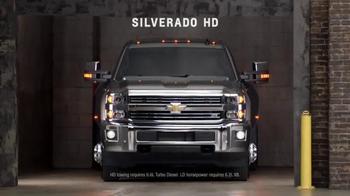 Chevrolet Truck Month TV Spot, 'Truck Doors' - Thumbnail 5