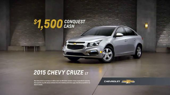 2015 Chevy Cruze LT TV Spot, 'Eyes On the Road' - Thumbnail 7