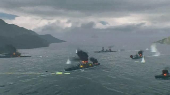 World of Warships TV Spot, 'Action Stations' - Thumbnail 5