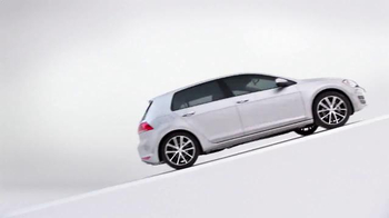 2015 Volkswagen Golf TV Spot, 'Bigger Podium' - Thumbnail 4