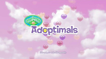 Cabbage Patch Kids and Adoptimals TV Spot, 'Disney Channel' - Thumbnail 8