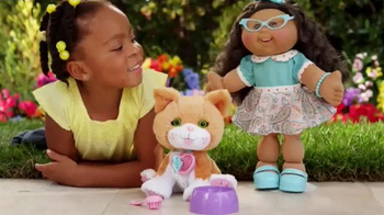 Cabbage Patch Kids and Adoptimals TV Spot, 'Disney Channel' - Thumbnail 3