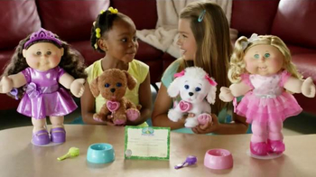 Cabbage Patch Kids and Adoptimals TV Spot, 'Disney Channel'