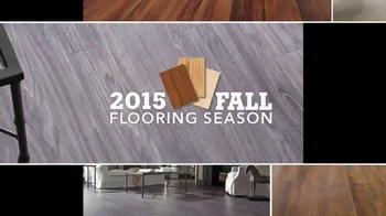 Lumber Liquidators TV Spot, '2015 Fall Flooring Season: Fall Laminates' - Thumbnail 1
