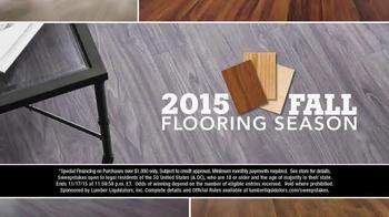 Lumber Liquidators TV Spot, '2015 Fall Flooring Season: Fall Laminates' - Thumbnail 10