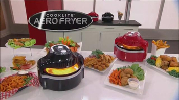 Cooklite Aero Fryer TV Spot, 'Air to Fry' - 900 commercial airings