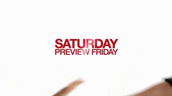 Macy's One Day Sale TV Spot, 'Savings Pass and Plenti Points' - Thumbnail 2