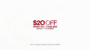 Macy's One Day Sale TV Spot, 'Savings Pass and Plenti Points' - Thumbnail 3