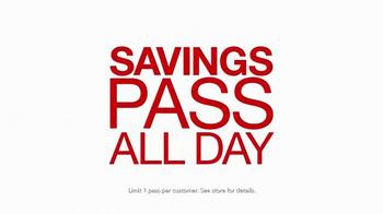 Macy's One Day Sale TV Spot, 'Savings Pass and Plenti Points' - Thumbnail 4