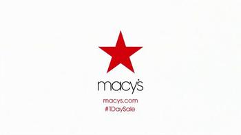 Macy's One Day Sale TV Spot, 'Savings Pass and Plenti Points' - Thumbnail 5