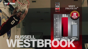 Six Star Whey Protein+ TV Spot, 'Pros Trust' Ft. Rob Gronkowski - Thumbnail 3