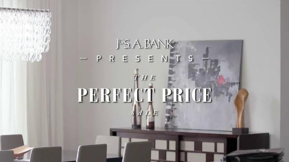 JoS. A. Bank Perfect Price Sale TV Commercial, 'Wool Suits, Shirts and Pants'
