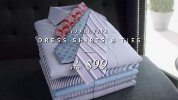 JoS. A. Bank Perfect Price Sale TV Spot, 'Wool Suits, Shirts and Pants' - Thumbnail 3