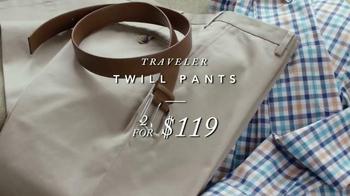 JoS. A. Bank Perfect Price Sale TV Spot, 'Wool Suits, Shirts and Pants' - Thumbnail 4