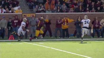 University of Minnesota Gopher Football TV Spot, 'Kent State Game' - 8 commercial airings