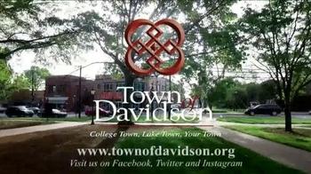 The Town of Davidson TV Spot, 'Lake Town' - Thumbnail 10