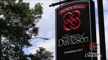 The Town of Davidson TV Spot, 'Lake Town' - Thumbnail 2