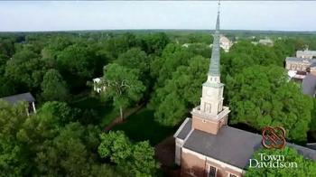 The Town of Davidson TV Spot, 'Lake Town' - Thumbnail 7